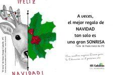POSTAL NAVIDEÑA GANADORA